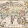 Карта Азии 1737 г. — топонимы