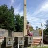 Мемориал в Песчаноозерке (Амурская область)