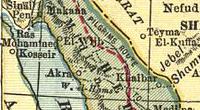Madian_1909 - Arabia