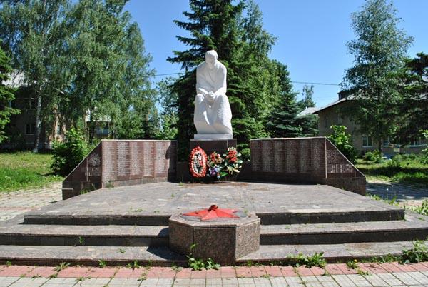 Памятник в Останкино (Дмитровский район) 1941-1945